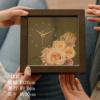 プリザーブドフラワー、ブリザードフラワー、結婚記念日