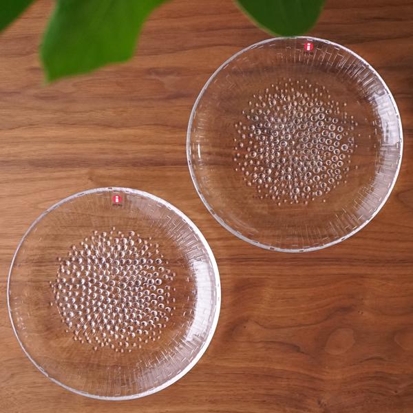 iittala(イッタラ)ウルティマ・ツーレ・プレート・お皿・ガラス