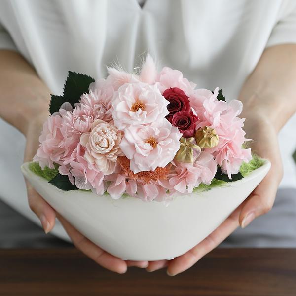 プリザーブドフラワー、ブリザードフラワー、お花、ギフト、プレゼント
