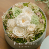 結婚祝い、祝電、電報、お花、プリザーブドフラワー、グラウンド、神戸